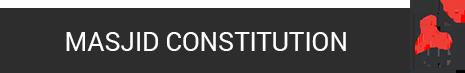 masjid-constitution